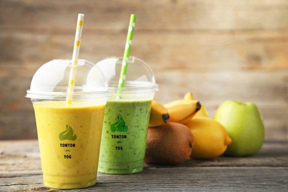 Le Frozen Yogurt sur vos événements, une idée saine, originale, healthy et naturelle